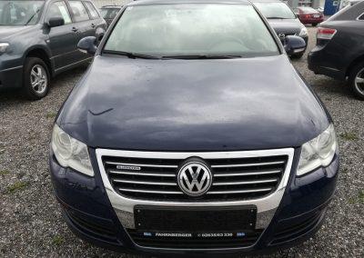 VW Passat Kombi TDI Bluemotion