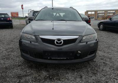 Mazda 6 Sport Combi 2,3i GT/Allrad/Automatik