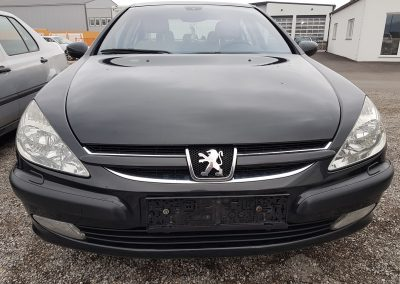 Peugeot 607 HDI Luxe Aut.