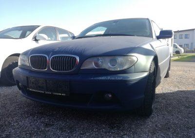 BMW 330 Coupe Diesel Automatik