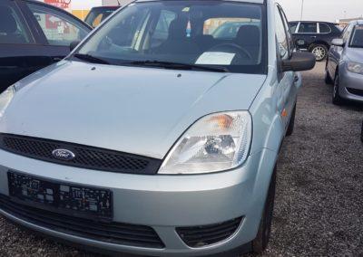 Ford Fiesta 1,4 TDCI