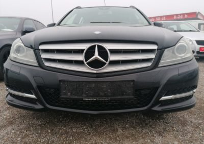 Mercedes Benz C180  CDI A-Edition Blue Efficiency