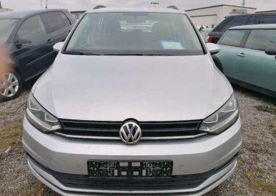 VW Touran TDI 1,6 SRC